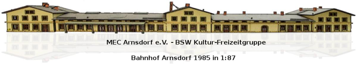 MEC Arnsdorf e.V. – BSW Kultur-Freizeitgruppe