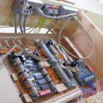 SX-Bus mit extra dicker Masseleitung (Pin 2)