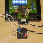 Trix CC2000 mit Brückengleichrichter